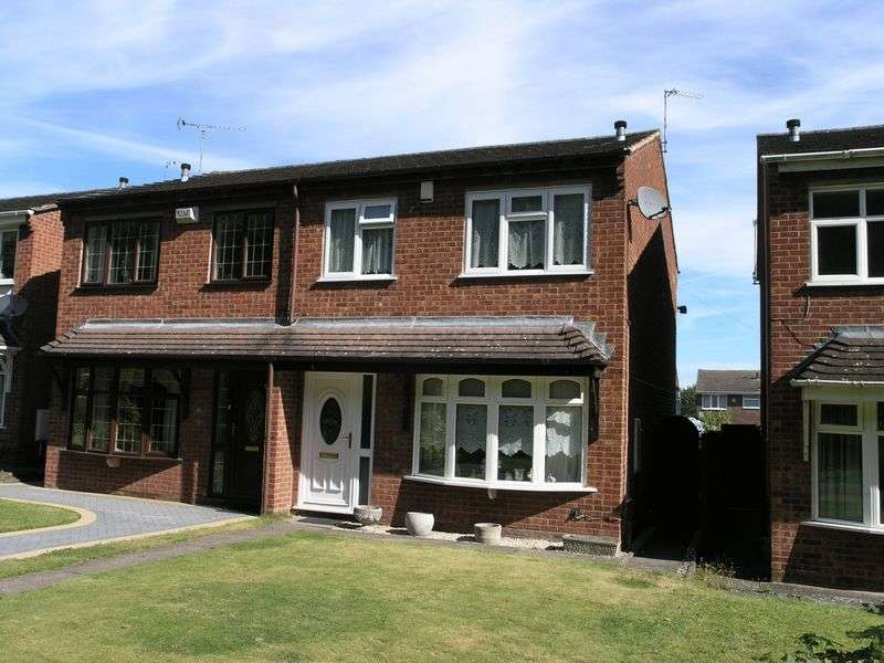 3 Bedrooms Semi Detached House for sale in Duncroft Walk, Woodsetton