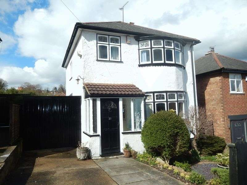 3 Bedrooms Detached House for sale in Moore Road, Mapperley