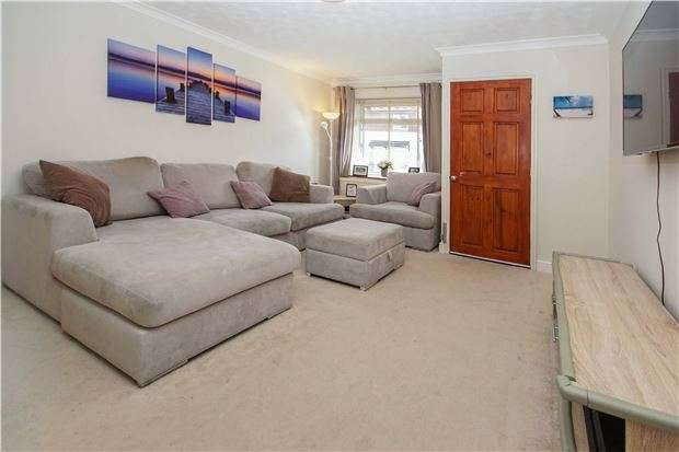 2 Bedrooms Semi Detached House for sale in Lintern Crescent, Warmley, BS30 8GB