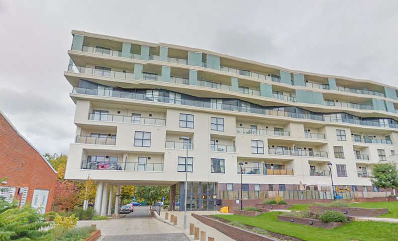 1 Bedroom Flat for sale in Evolution, Canons Square