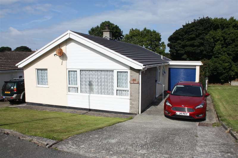 2 Bedrooms Bungalow for sale in The Nook, 51 Gwelfor Estate, Cemaes Bay