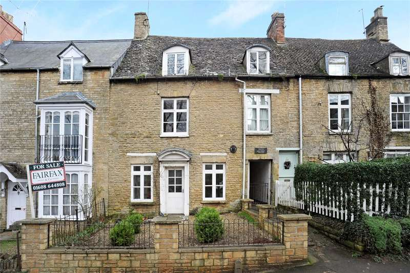 3 Bedrooms Terraced House for sale in New Street, Chipping Norton, Oxfordshire, OX7