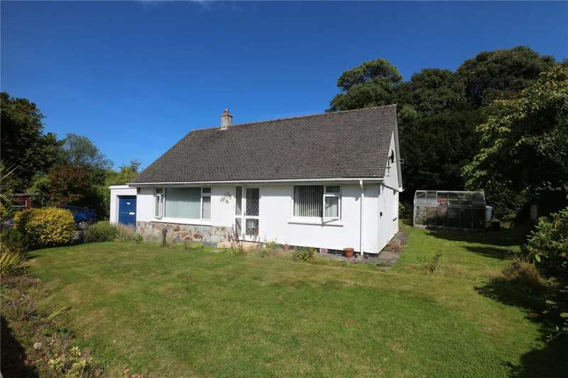 2 Bedrooms Detached Bungalow for sale in Rosewarne Gardens, Camborne, Cornwall