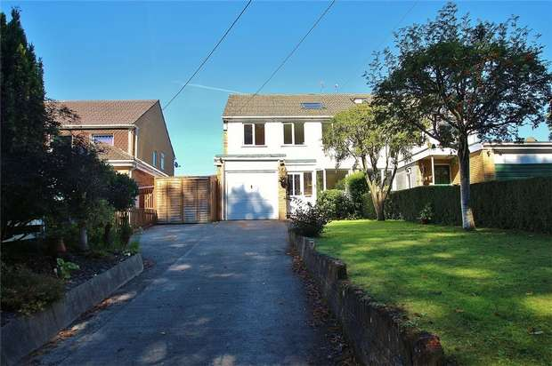 5 Bedrooms Semi Detached House for sale in Marsh Lane, Easton-in-Gordano, North Somerset