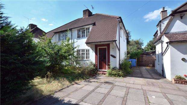 3 Bedrooms Semi Detached House for sale in Church Road, Iver, Buckinghamshire