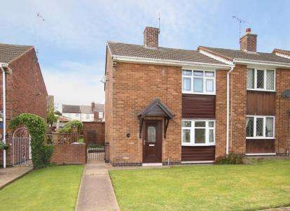 2 Bedrooms Town House for sale in Darcy Road, Eckington, Sheffield, Derbyshire