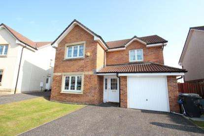 4 Bedrooms Detached House for sale in Bentinck Grange, Jackton