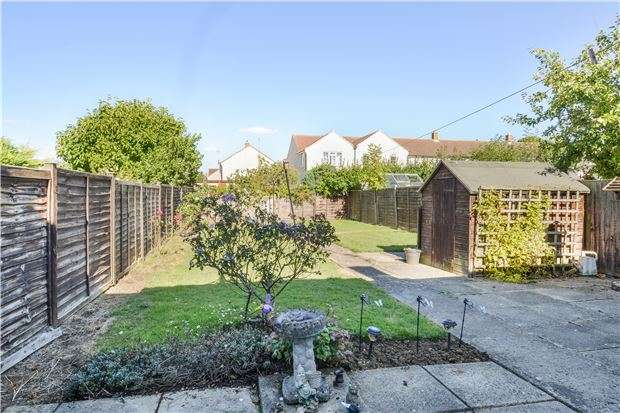 3 Bedrooms Terraced House for sale in Fairfax Avenue, Marston, OXFORD, OX3 0RP