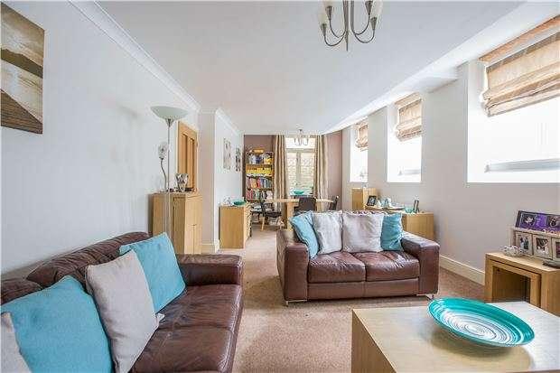 2 Bedrooms Maisonette Flat for sale in Woodford Mill, WITNEY
