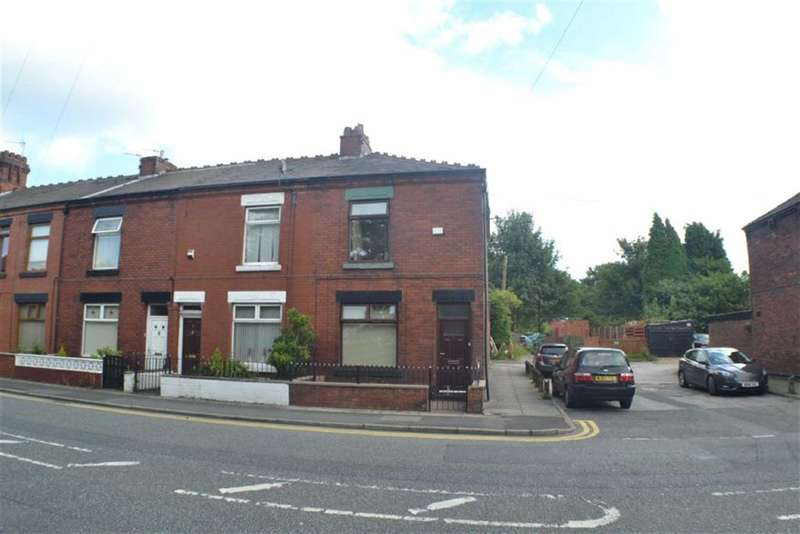 2 Bedrooms Property for sale in Victoria Road, Dukinfield, Cheshire, SK16
