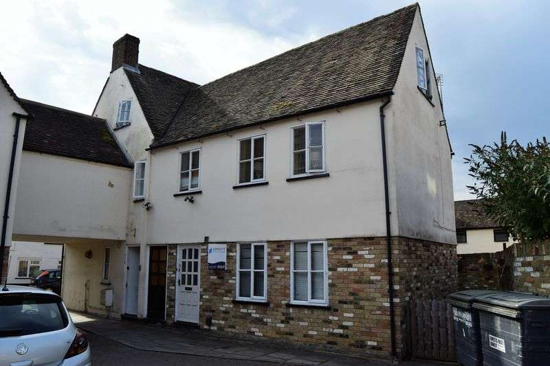 1 Bedroom Flat for sale in Lee Court, St. Marys Street, St. Neots