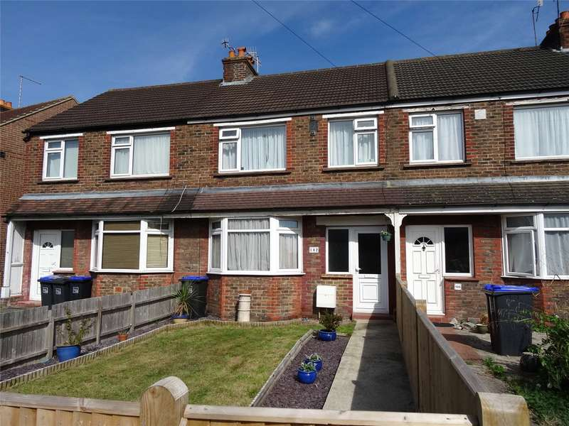 3 Bedrooms Terraced House for sale in Sompting Road, Broadwater, Worthing, BN14