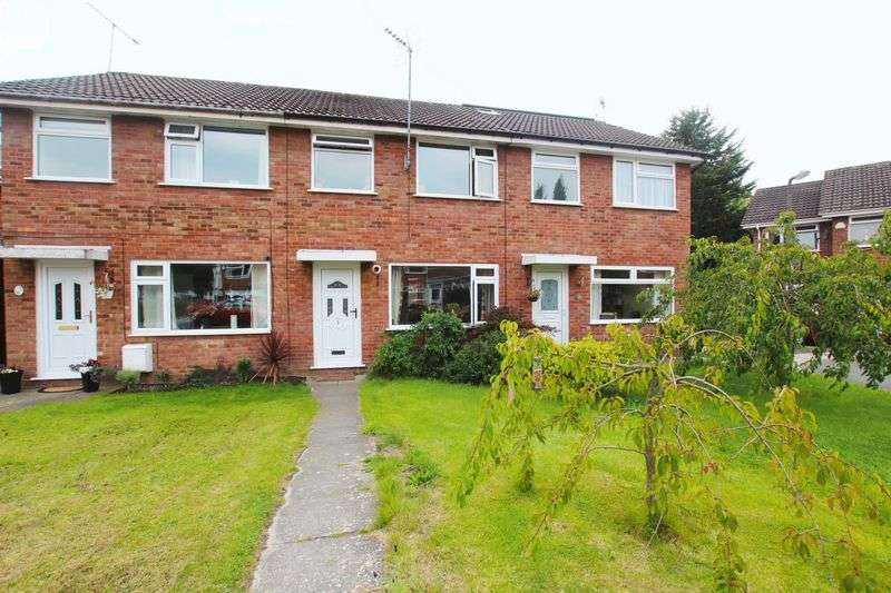 3 Bedrooms Terraced House for sale in Daleside Close, Irby