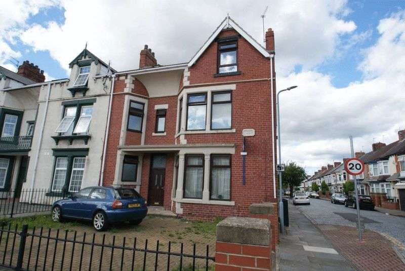 9 Bedrooms Terraced House for sale in Southfield Road TS1 3EU