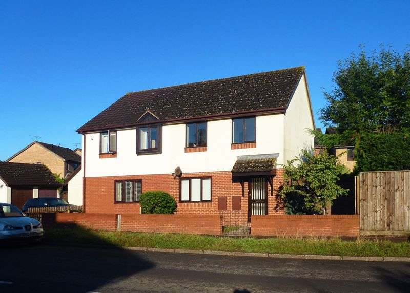 3 Bedrooms Semi Detached House for sale in Cullompton