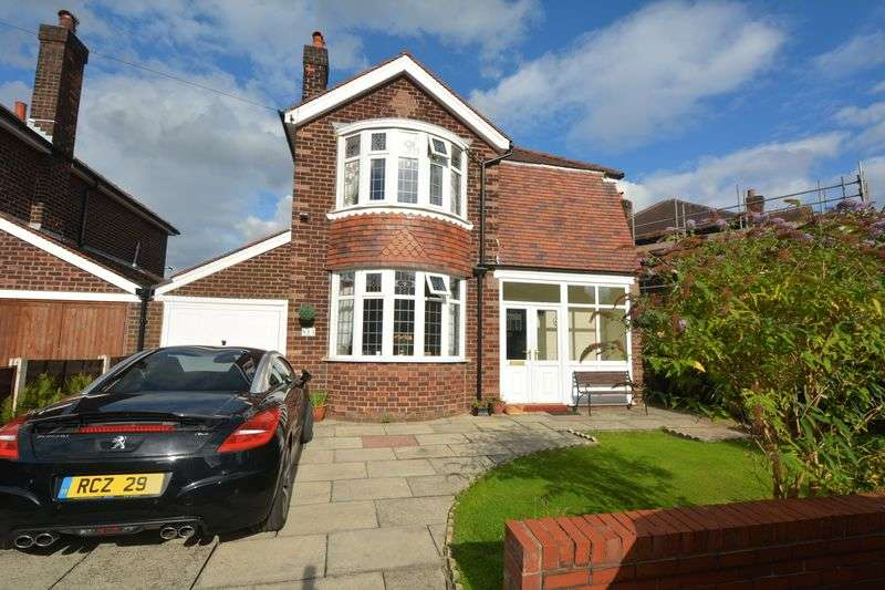 3 Bedrooms Detached House for sale in Preesall Avenue, Heald Green, Cheadle