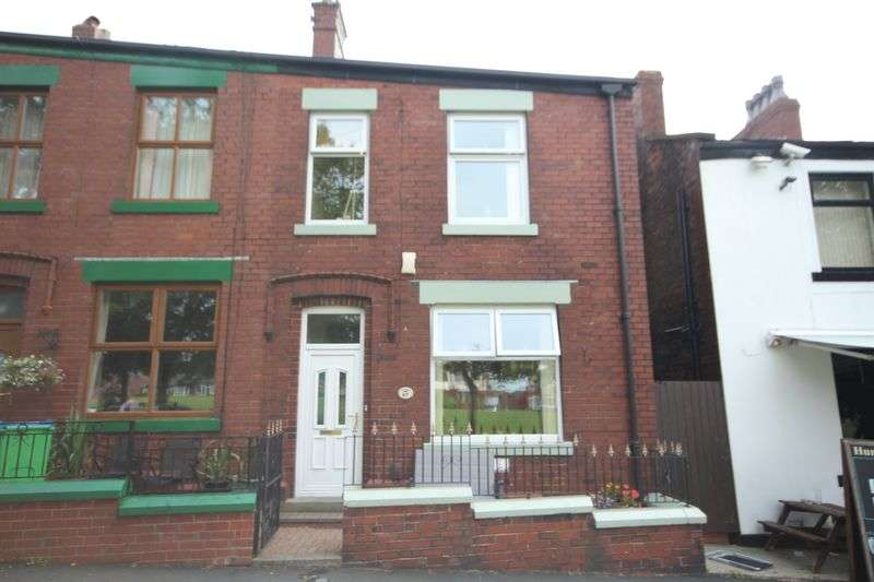 3 Bedrooms Terraced House for sale in SYKE ROAD, Syke, Rochdale OL12 9TD