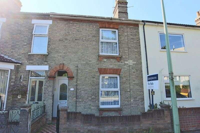 2 Bedrooms House for sale in Stradbroke Road, Lowestoft