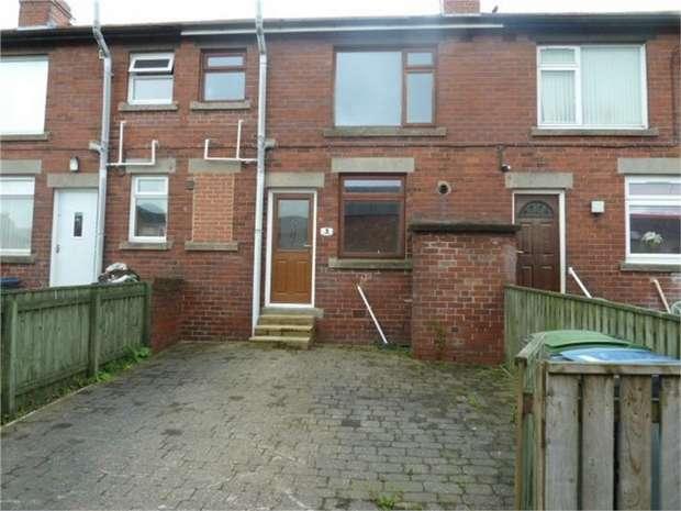 2 Bedrooms Terraced House for sale in Oak Terrace, Consett, Durham