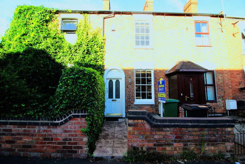 2 Bedrooms Terraced House for sale in Portland Street, Worcester, Worcester, WR1