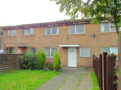 3 Bedrooms Terraced House for sale in Ambleside Close, Blackburn, Lancashire, BB1
