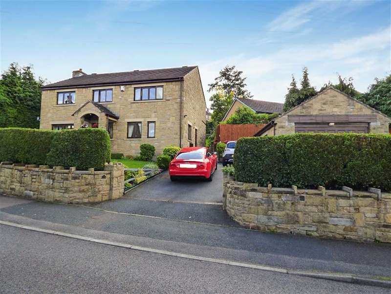 4 Bedrooms Property for sale in 38, Fleminghouse Lane, Almondbury, Huddersfield
