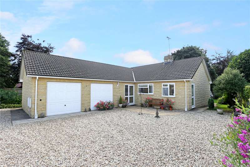3 Bedrooms Detached Bungalow for sale in Farleys Close, Brockley Acres, Eastcombe, Stroud, GL6