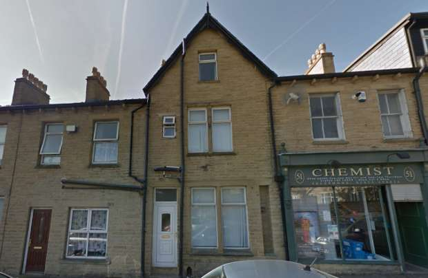 4 Bedrooms Terraced House for sale in Hanson Lane, Halifax, West Yorkshire, HX1 5NX