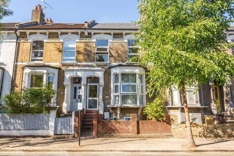 4 Bedrooms Terraced House for sale in Norcott Road, Stoke Newington