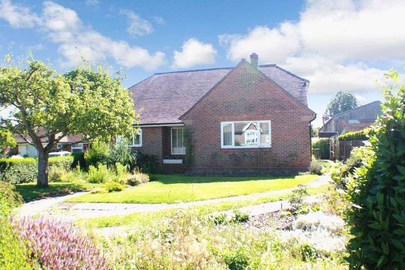 3 Bedrooms Detached Bungalow for sale in Granada Road, Hedge End