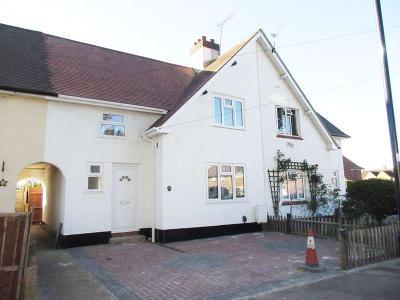 4 Bedrooms Terraced House for sale in Bedfont Close, Feltham, TW14
