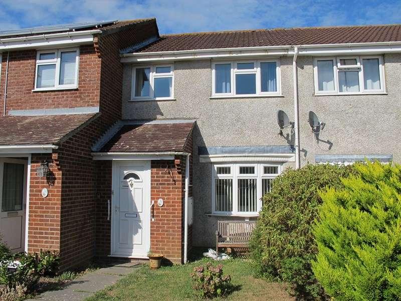 3 Bedrooms Terraced House for sale in Viking Close, Stubbington, Fareham