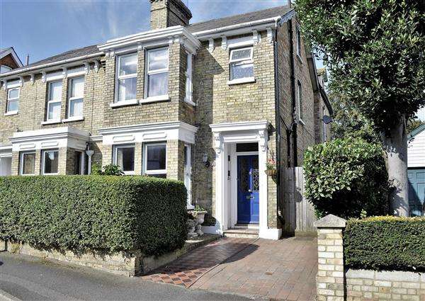 5 Bedrooms Semi Detached House for sale in Ashford, TN24