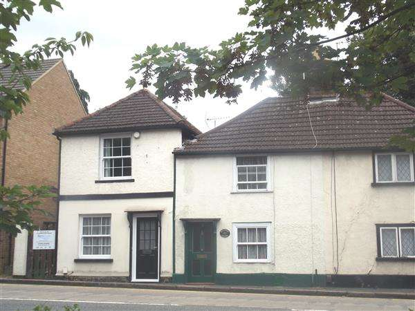 2 Bedrooms Terraced House for sale in High Street, Hoddesdon
