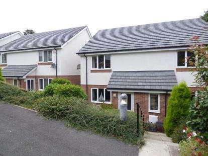 3 Bedrooms Semi Detached House for sale in Nant Rhedyn, Penmaenmawr, Conwy, LL34