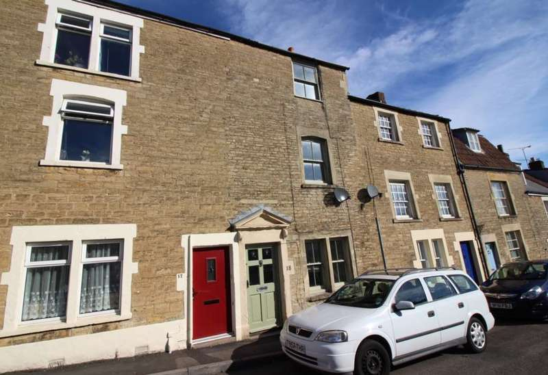 3 Bedrooms Town House for sale in Horton Street, Frome