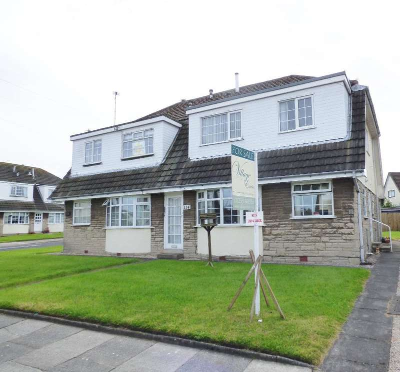 2 Bedrooms Flat for sale in Aintree Road, Thornton Cleveleys, Lancashire, FY5 5HP