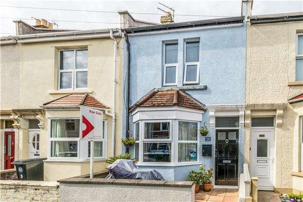 2 Bedrooms Terraced House for sale in Jasper Street, Bedminster, Bristol, BS3 3DU