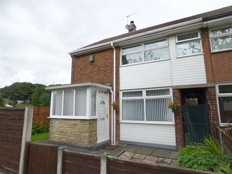 3 Bedrooms Property for sale in Croftgates Road, Middleton, Manchester, M24