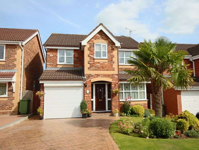 4 Bedrooms Detached House for sale in Aston Chase, Stone