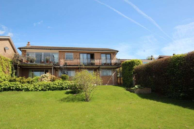4 Bedrooms Detached House for sale in Heathside, Lower Heswall