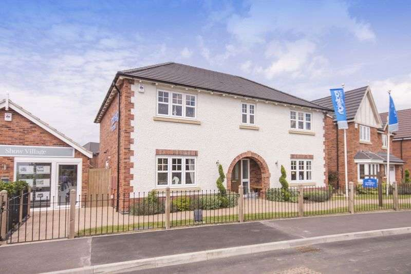 4 Bedrooms Detached House for sale in PLOT 449 THE CARSINGTON, LANGLEY COUNTRY PARK