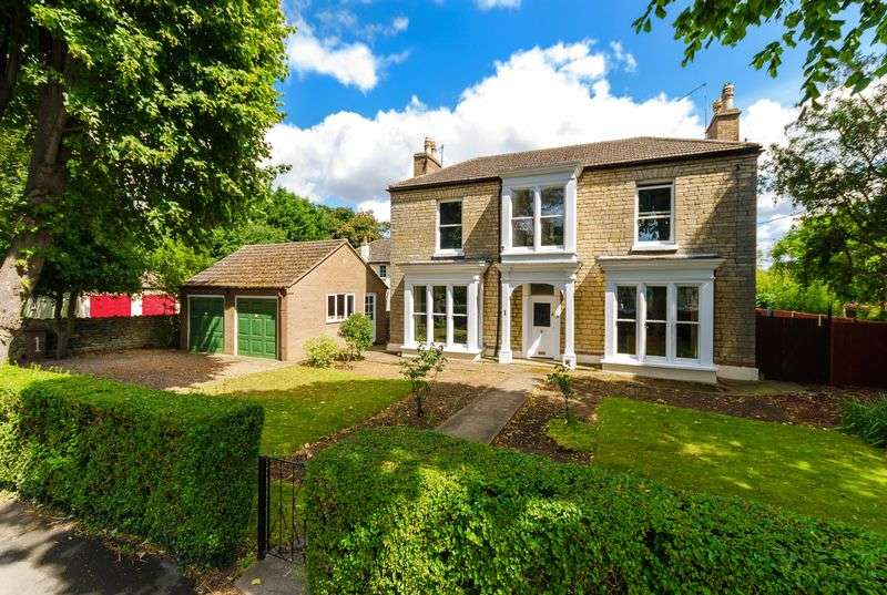 4 Bedrooms Detached House for sale in 1 High Street, Metheringham, Lincoln