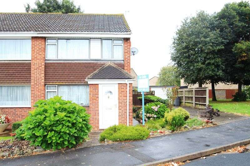 3 Bedrooms Semi Detached House for sale in Roseville Avenue, Bristol
