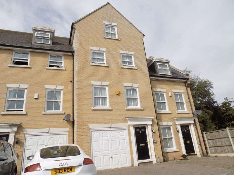 4 Bedrooms Terraced House for sale in High Street, Gorleston, Great Yarmouth