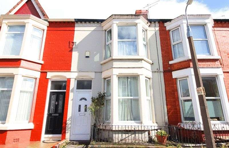 3 Bedrooms Terraced House for sale in Blythswood Street, Aigburth, Liverpool, L17
