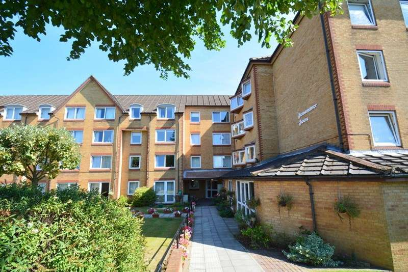 1 Bedroom Retirement Property for sale in Homemanor House, Watford, WD18 0QS