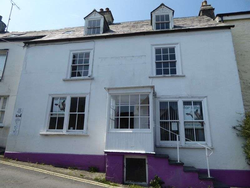 6 Bedrooms Terraced House for sale in Market Place, Camelford