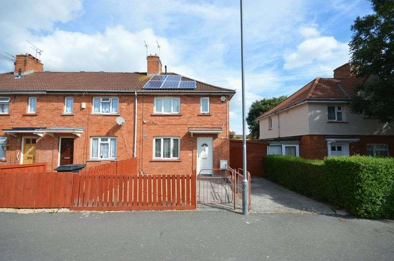 3 Bedrooms Terraced House for sale in Padstow Road, Bristol
