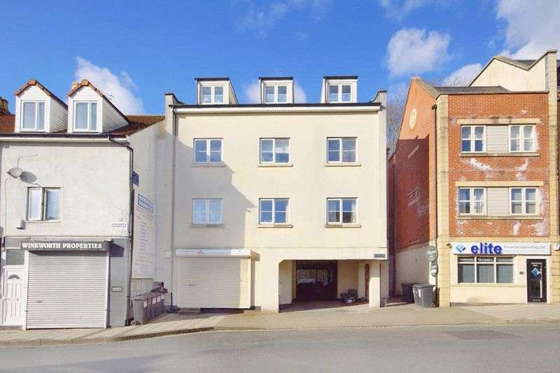 2 Bedrooms Flat for sale in Church Road, St George, Bristol